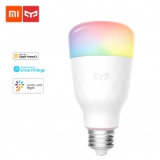 Светодиодная лампа LED Yeelight Smart LED Bulb Color 1S E27  YLDP13YL