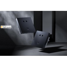 Умная розетка хаб Aqara H1 socket Gateway version Pro series