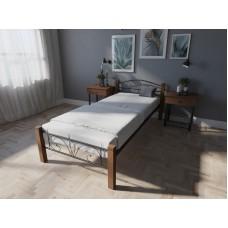 Кровать Лара Люкс Вуд 90х200