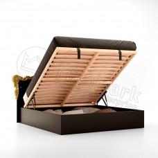 Кровать Jennifer 160х200 подъемная с каркасом и мягкой спинкой