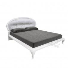 Кровать Imperia с мягкой спинкой 160х200