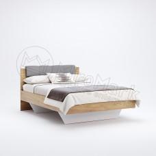 Кровать Рамона с мягкой спинкой без каркаса 140x200