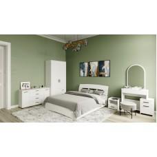 Спальня Комплект 2 Нимфея Альба