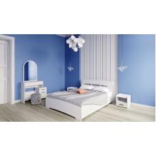 Спальня Комплект 1 Нимфея Альба