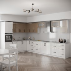 Кухня Модерн угловой набор 5.8м