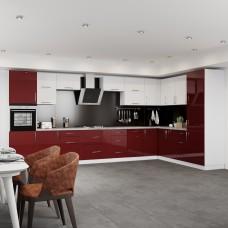 Кухня Модерн угловой набор 6.0м