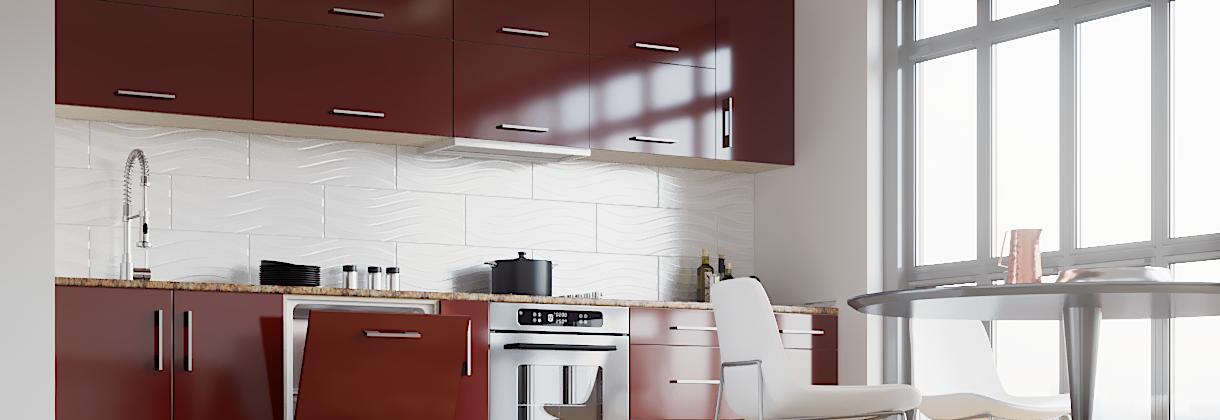 Серия кухни Модерн Модули Omni Home