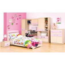 Спальня Детская Комплект Терри