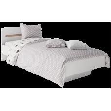 Кровать 1-сп (каркас) Бьянко 90х200