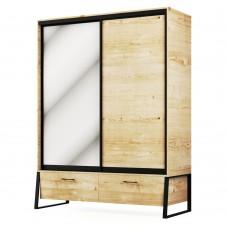 Шкаф 2Д2Ш Лофт