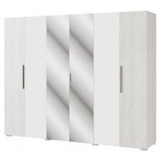 Шкаф 6Д Ромбо