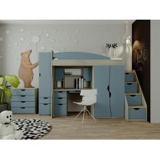 Спальня Детская Комплект Саванна
