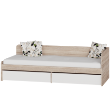 Кровать Соната 800 с ящиками 80х190